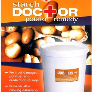 starch doctor front